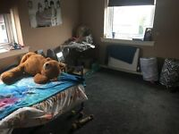 Home swap 2 bed first floor flat Deans north for 1 bed property