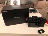 Fujifilm X-T2 boxed