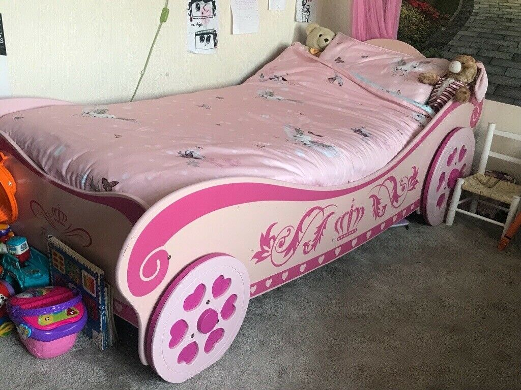Stunning Princess Bed