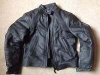 Dainese women's motorbike leathers (full suit)