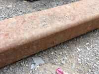 """Unused steel box section - 2.75m x 101.5mm (9ft x 4"""")"""