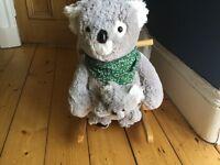Koala Baby/Toddler Rocker