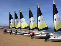 Fleet of 6 Laser Pico - Sailing Dinghy's