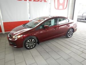2014 Honda Civic EDITION EX SEULEMENT 27000 KM ETAT NEUF !!!