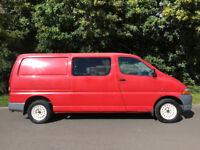 Toyota Hiace Camper Van LWB