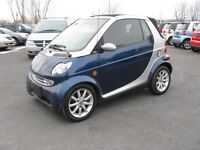 2006 Smart Fortwo Cabriolet Passion