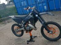 Ktm 144 2008 full engine rebuild