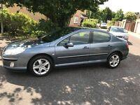 2004 Peugeot 407 2.0 SE 4dr 1 Owner Car LOW Mileage @07445775115
