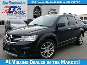 2012 Dodge Journey R/T AWD, ALLOYS, LEATHER, BLUETOOTH AND MORE!