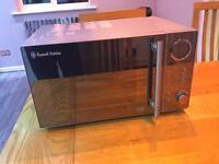 Combination Microwave Russell Hobbs 900 Watt with grill and convection oven