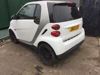 2009 Smart Four Two Passion Cdi Automatic 799cc Diesel Newer Shape