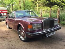 Breaking for parts Rolls Royce silver spirit Pick up