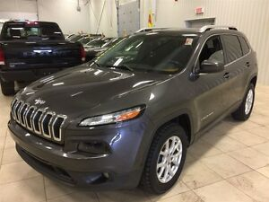 2015 Jeep Cherokee North 4X4 TOIT