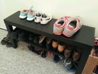 Ikea shoes rack
