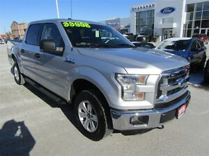 2015 Ford F-150 XLT | TOUGHBED | BACK-UP CAM |