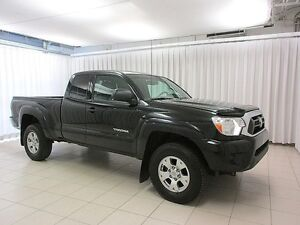 2013 Toyota Tacoma SR5 4X4 V6 4PASS 2DR EXTENDED CAB