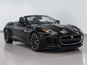 2017 Jaguar F-Type Convertible at @ 2.9% INTEREST CERTIFIED 6 YE