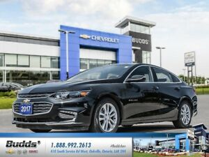 2017 Chevrolet Malibu 1LT 0.9% FOR UP TO 24 Months OAC