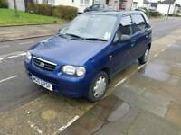 Suzuki Alto Gl 1.0 67500 miles 1 year MOT March 2019