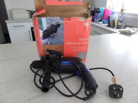 nupower 500w hammer drill for sale - excellent condition