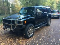 Hummer H3 SE 2008 08 5 Door 3.7 Automatic 4x4 67000 Miles Stunning Throughout Many Extras