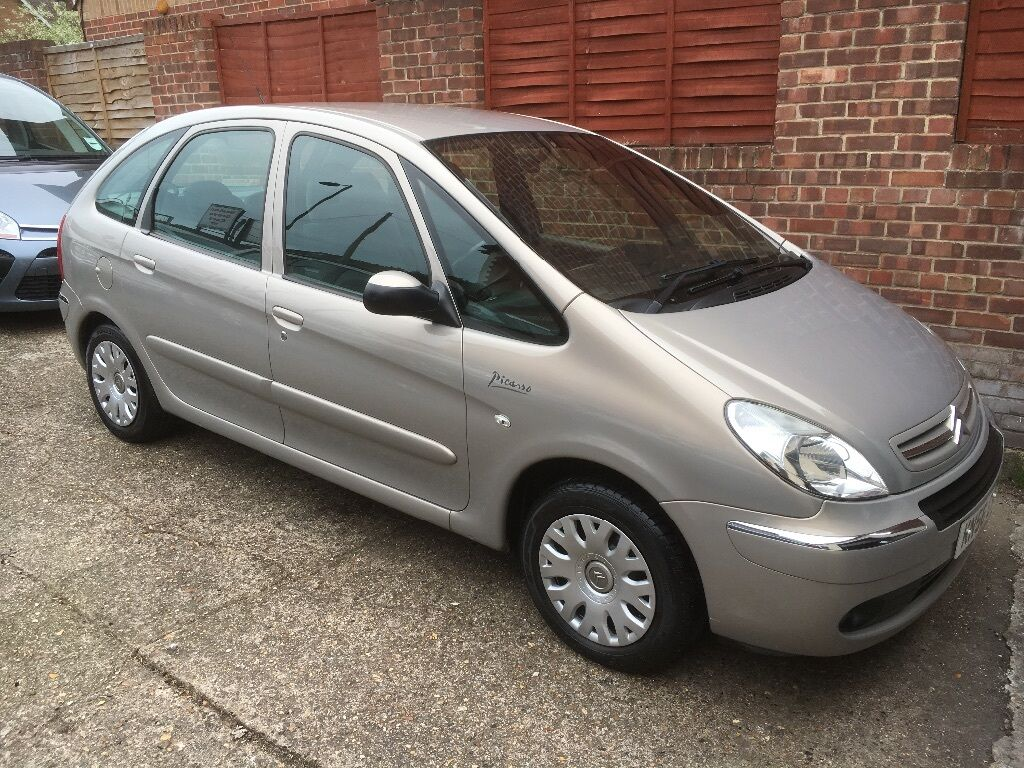 2006/56 Citroen Xsara Picasso 1.6 HDI Desire Diesel Manual MPV Only 93k 2  Owners