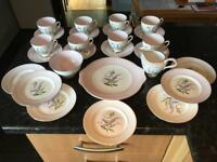 Fine Bone China Royal Standard tea set