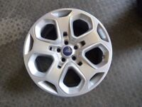 Ford Mondeo or Focus Titanium X alloy wheels wanted