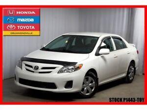 2013 Toyota Corolla CE / AIR CLIM / BLUETOOTH