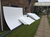 Polystyrene/Packing Materials FREE