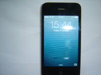 IPHONE 4,,,BLACK,,16gig