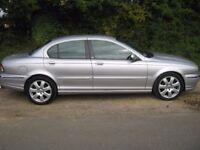 2005 Jaguar X-Type 2.5 SE AWD.FSH.New MOT.Stunning car.