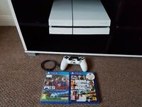 ps4 1t and 2 games