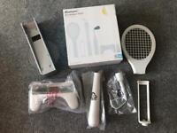 Brand new Wii accessory pack Nintendo sports bundle