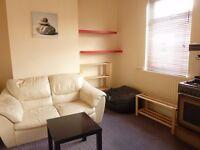 One bedroom part furnished flat in Peet Street Derby
