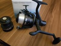Fladen Chieftain 50 Specimen Carp Reel