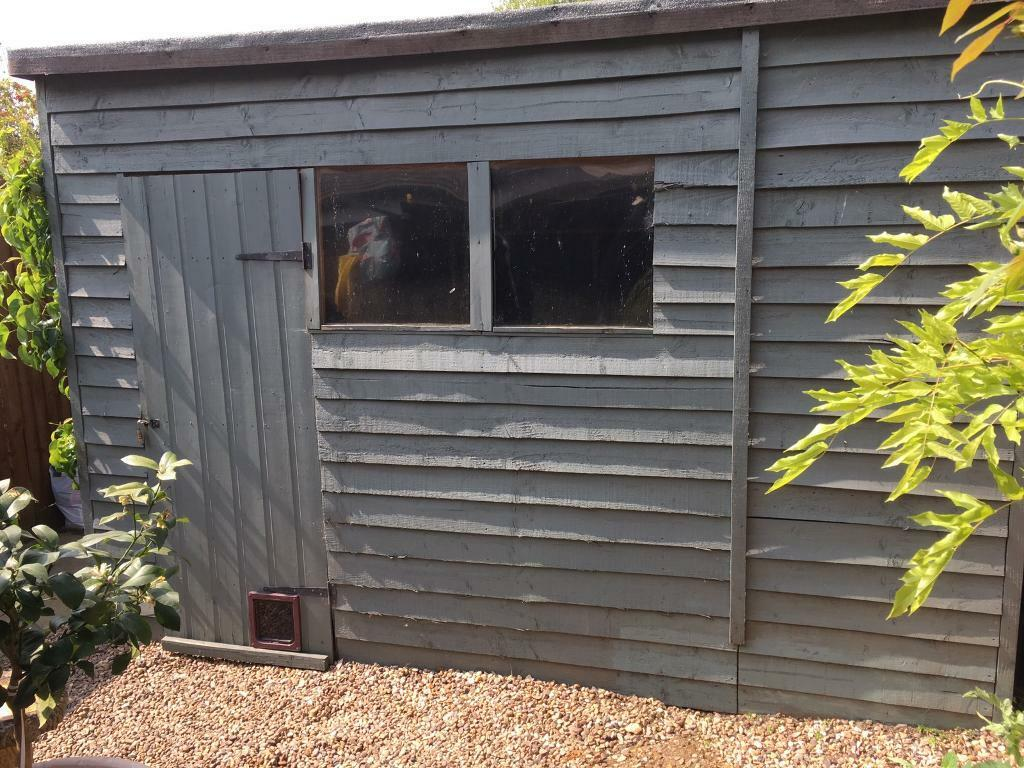 Garden Sheds Gumtree garden shed 10x6ft | in bishops waltham, hampshire | gumtree