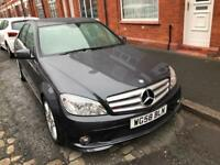 Mercedes C180 kompressor with low mileage automatic