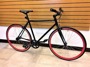 Vélo Urbain Fixie SingleSpeed cadre Large ***excellente condition***  #F018480