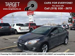 2012 Ford Focus SE Low Kms, Excellent Car and More