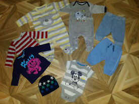 Baby Boy Bundle Size 0-3 months (new / very good condition)