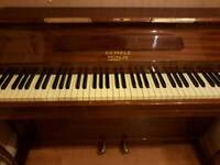Piano -Kemble