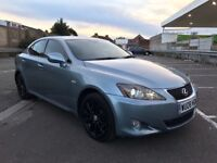 No Offers. Quick Sale 2008 Lexus IS 220d 2.2 Fully Loaded
