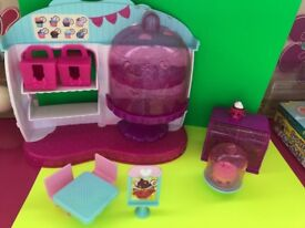 Shopkins Cafe set