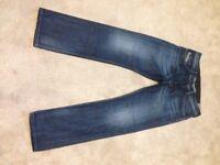 Diesel Jeans - Never worn Waykee W30 L30 Straight leg £10