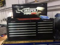 Draper expert tool box ideal for garage