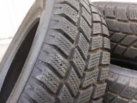 Snow tires. Used just one winter. 195 170 R14