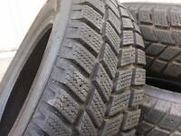 Snow tires. Salmon Arm. Used only one winter. 195 170 R14