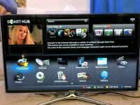 """Samsung 40"""" 3D LED Smart TV UED6505"""