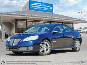 2008 Pontiac G6 GXP GXP LOADED Leather Sunroof Fun and Fast